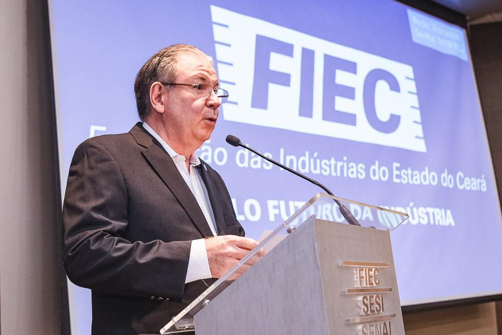 Ricardo Cavalcante celebra 70 anos da FIEC com fortes projeções para o setor e ampliação dos serviços