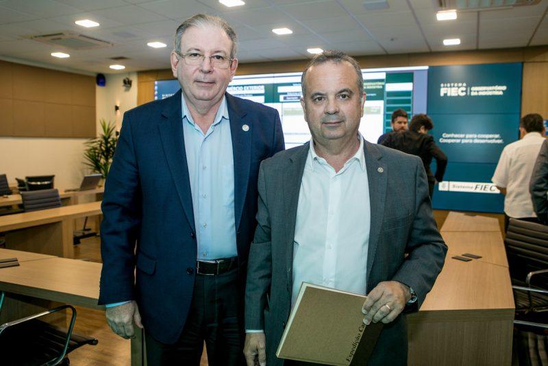 Ricardo Cavalcante E Rogerio Marinho