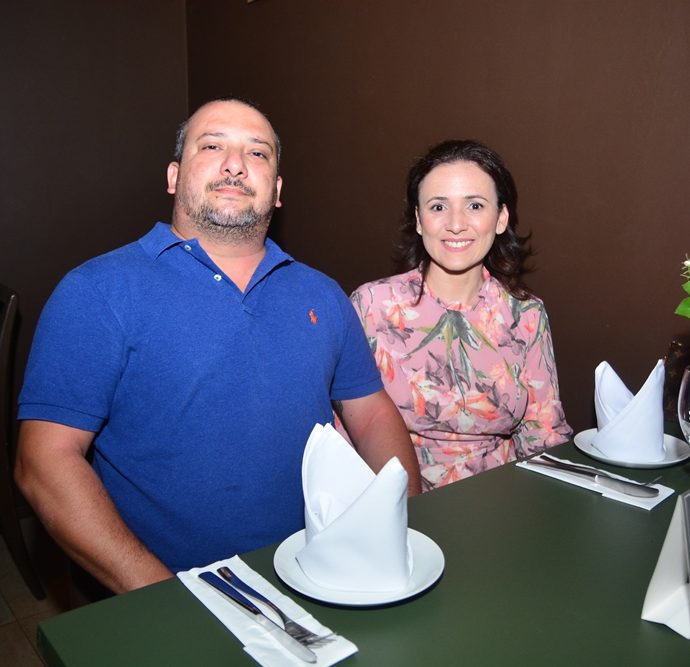 Ricardo Lima E Carla Figueiredo