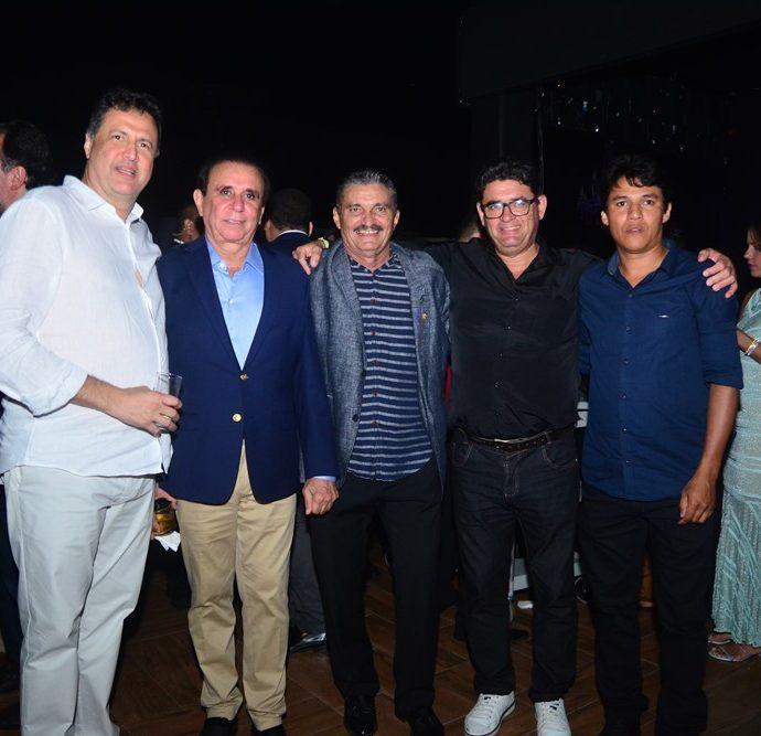 Ricardo Lopes, Gaudêncio Lucena, Zier Férrer E Samuel