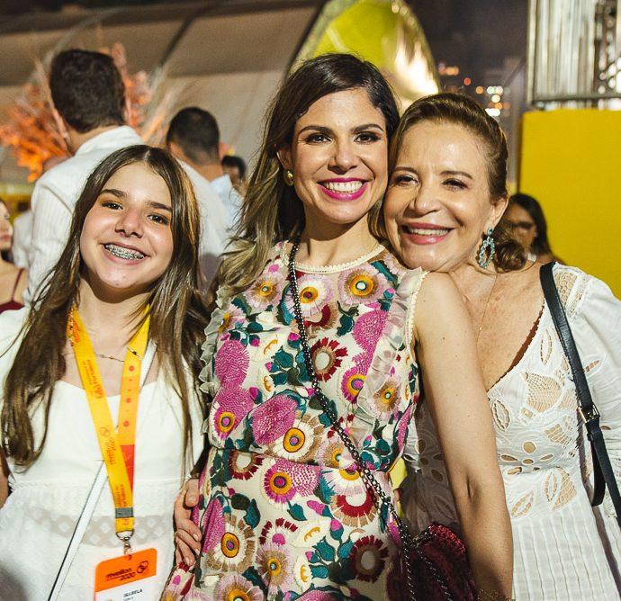 Roberta Bezerra, Carol Bezerra E Angela Cunha