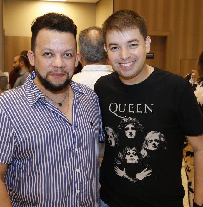 Roberto Alves E Marcos Silveira