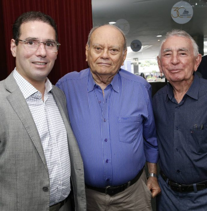 Roberto Araujo, Claudio Carneiro E Walter Belchior