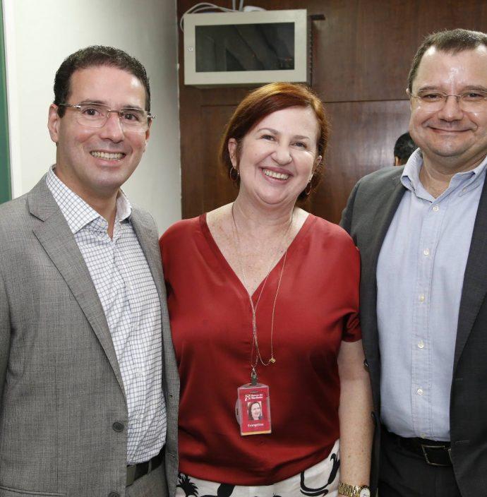 Roberto Araujo, Evangelina Aragao E Haroldo Maia