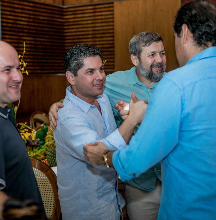 Roberto Claudio, Pompeu Vasconcelos, Elcio Batista E Etevaldo Nogueira