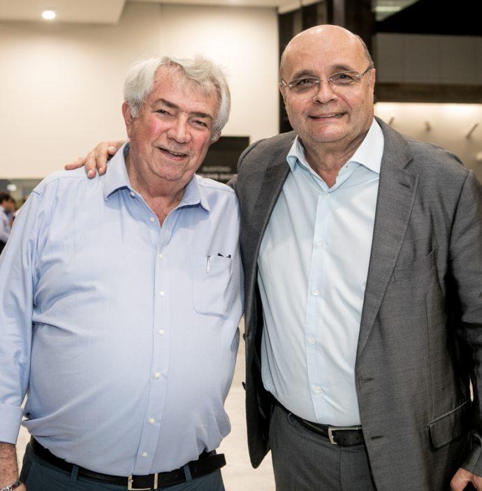 Roberto Macedo e Fernando Cirino Gurgel