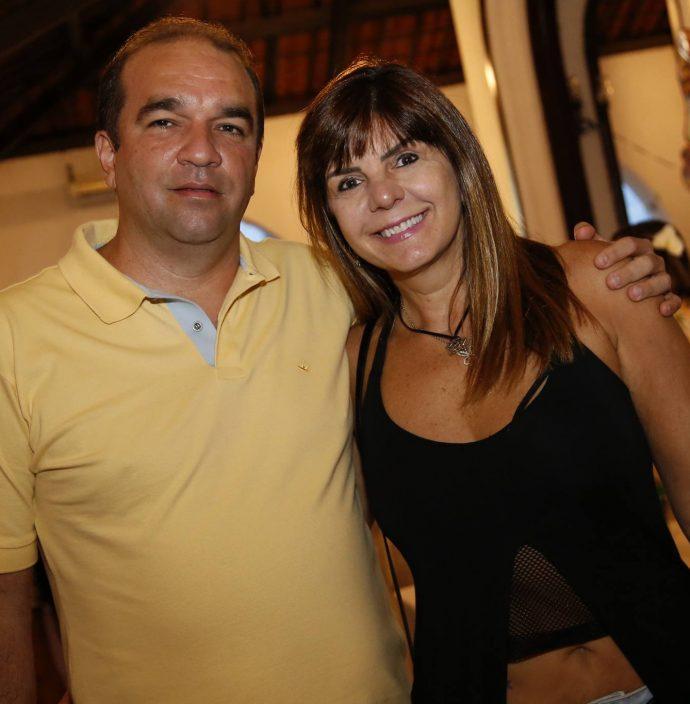 Robson Pascoal E Ana Madeira