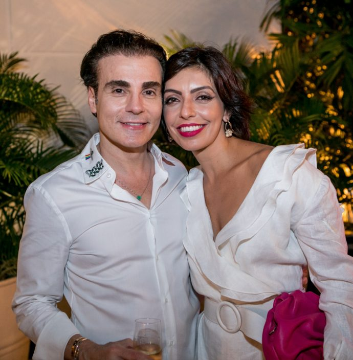 Rodrigo Maia E Bianca Cippola