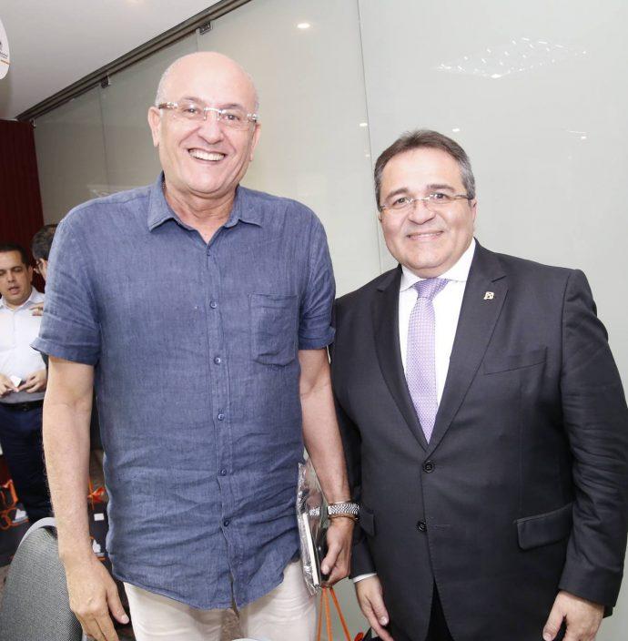 Rodrigues Junior E Romildo Rolim