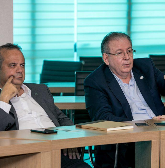 Rogerio Marinho E Ricardo Cavalcante