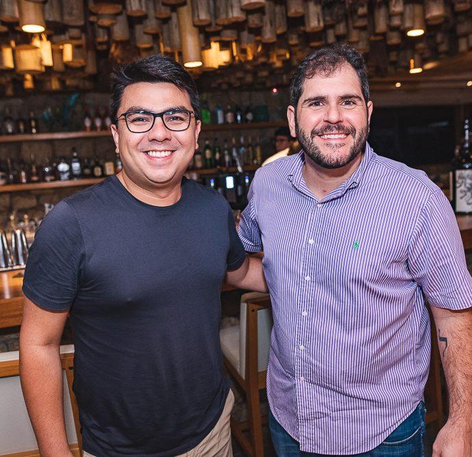Rolf Campos e Eduardo Castelão