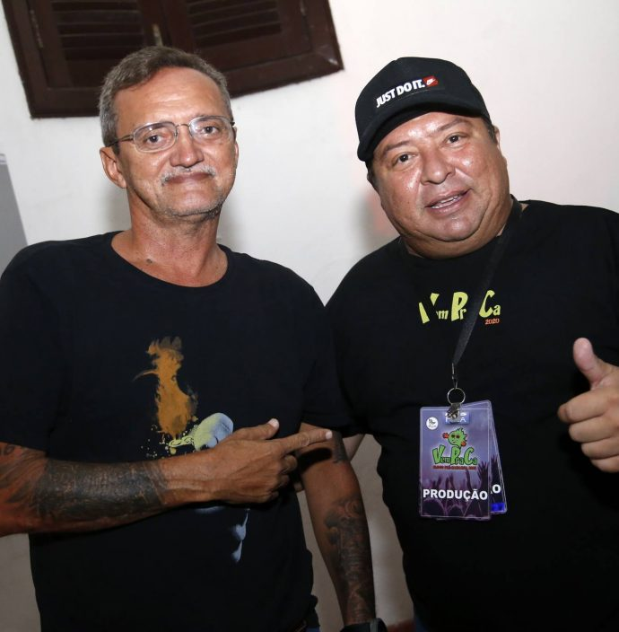 Romero Juca E Jean Klebis