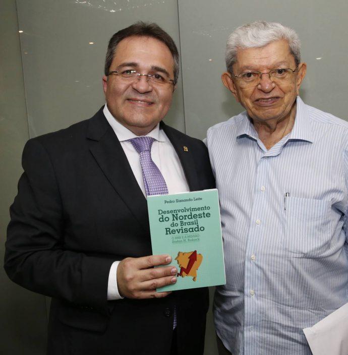 Romildo Rolim E Pedro Sisnando