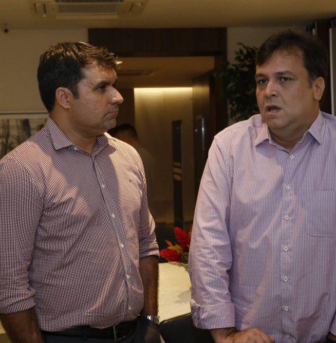 Ronald Almeida E Sergio Barreto