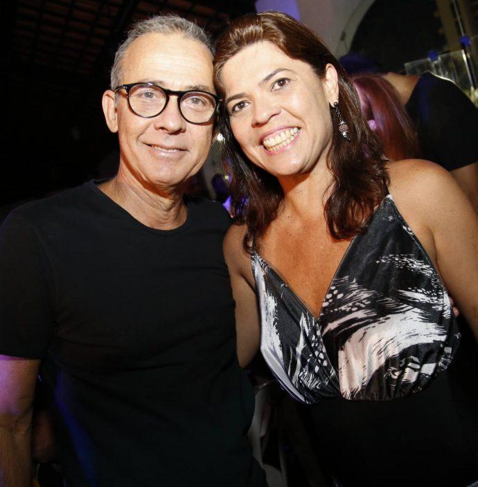Ronald Rocha E Patricia Teixeira