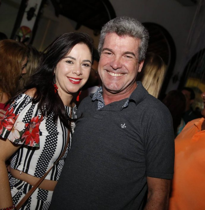 Rose Ximenes E Sergio Aguiar