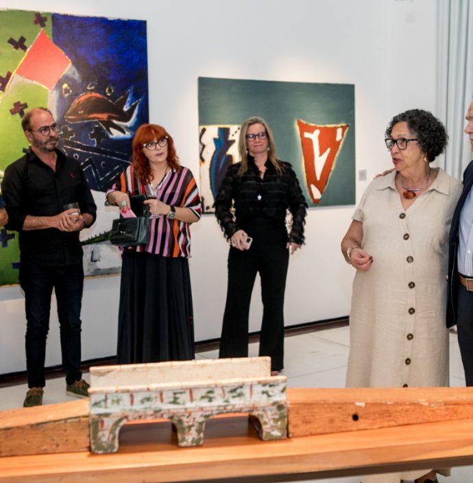 Rossine Esmeraldo, Marcos Novais, Gladys Sido, Bia Perlingeiro, Nicinha Dias E Max Perlingeiro