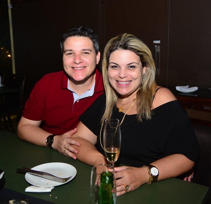 Saulo Azevedo E Caroline Arruda