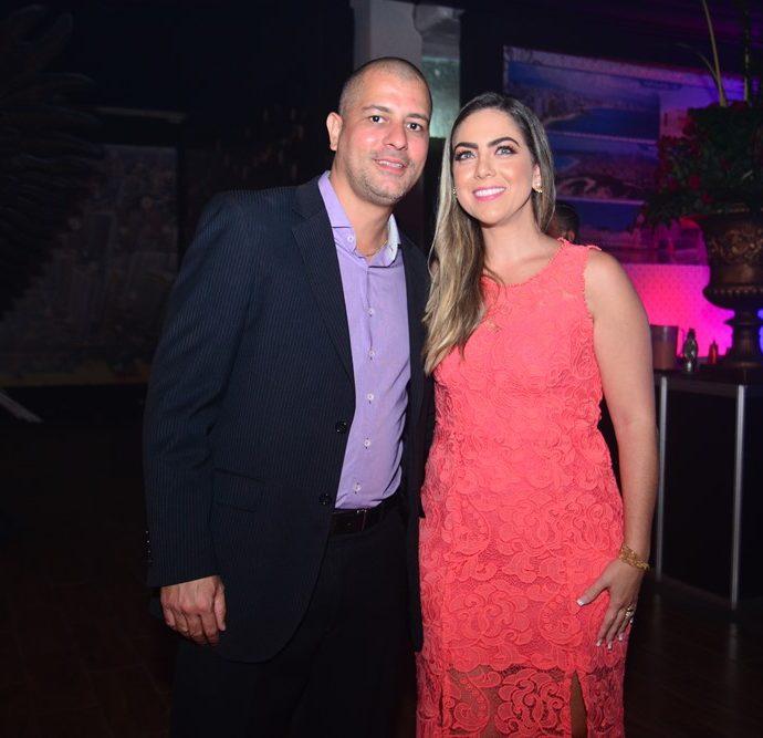 Sávio Almeida E Rafaela Pinheiro