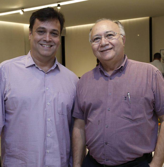 Sergio Barreto E Delano Gadelha