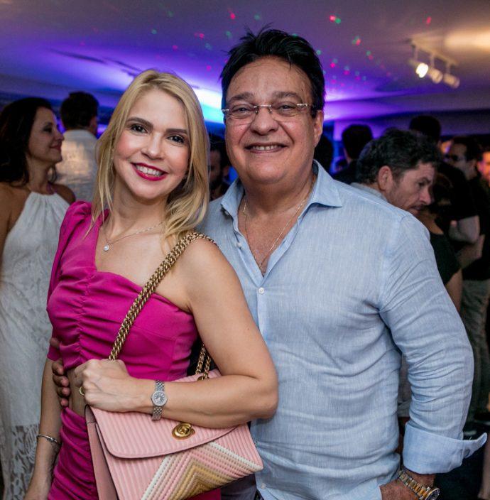 Sheyla Melo E Cleto Gomes