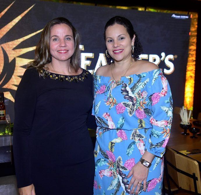 Silvia Sarubbi, Ana Patricia Galvão