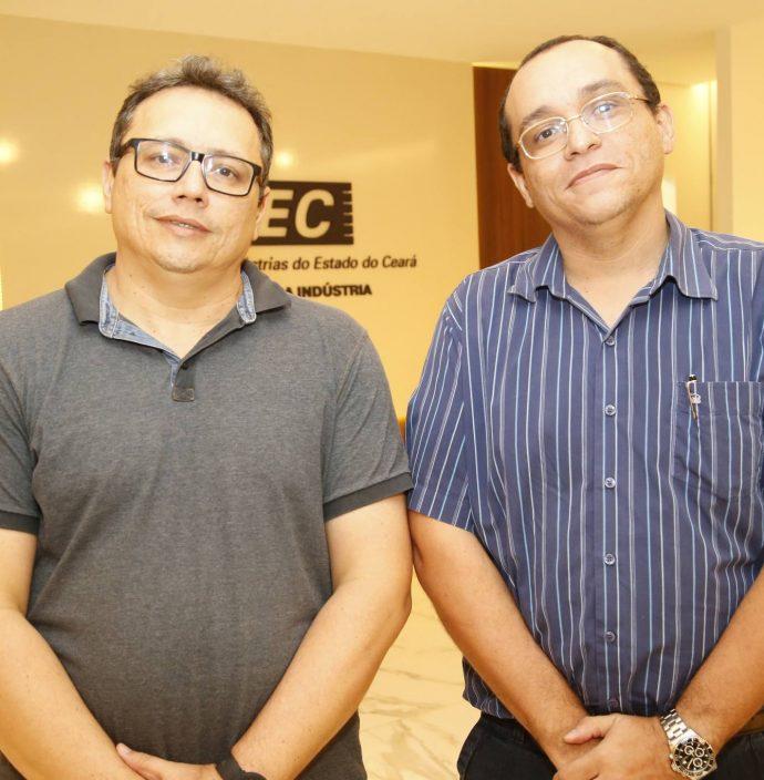 Silvio Andre E Fausto Pessoa