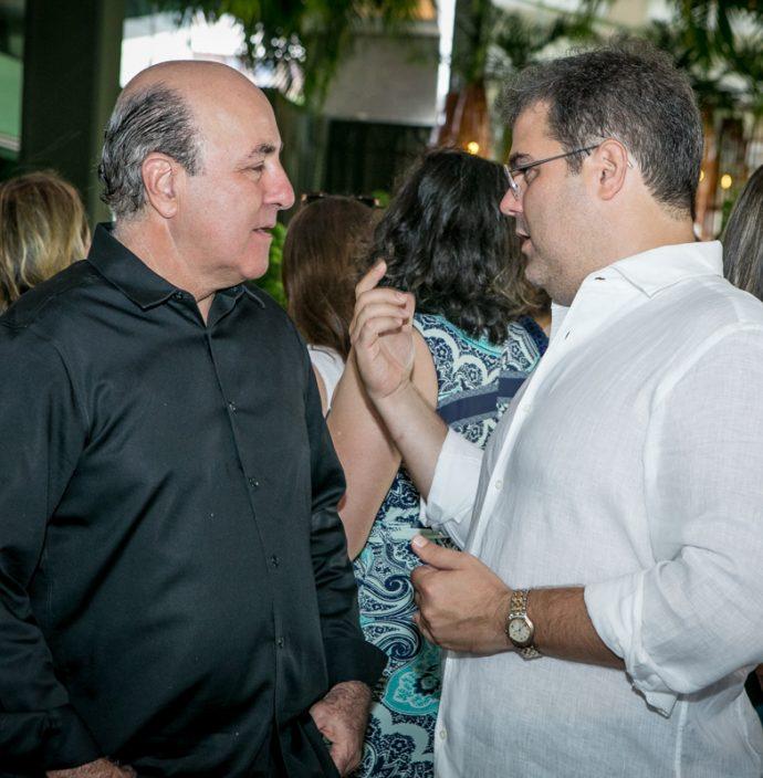 Silvio Frota E Edson Queiroz Neto