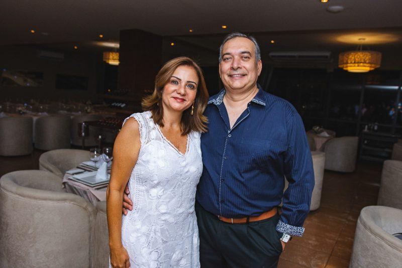 Simone Mello E Madson Cardoso