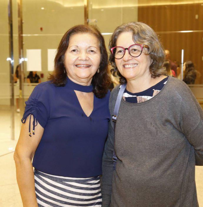 Socorro Lima E Amalia Simonete