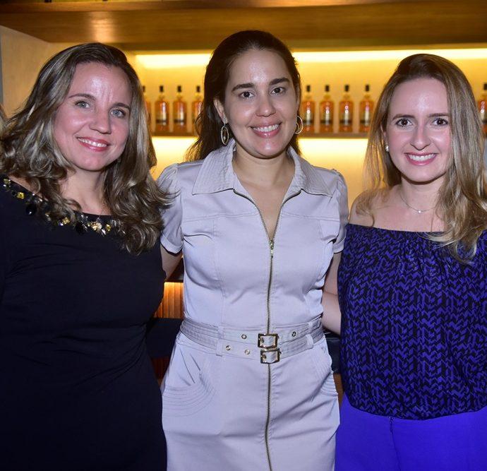 Sylvia Sarubbi, Rafaela Monteiro, Aline Alevar
