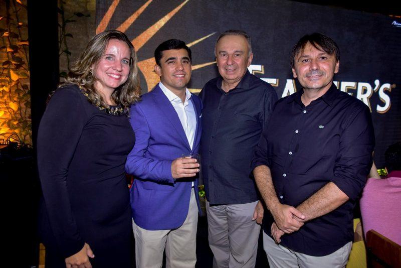 Target - O Mar Menino serve de cenário do jantar harmonizado promovido pela Beam Suntory Brasil