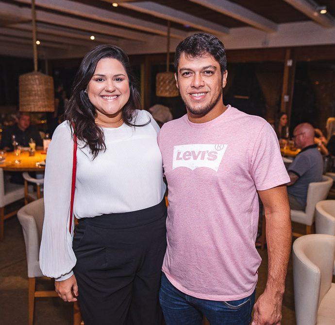 Tarcila Vasconcelos e Jade Queiroz