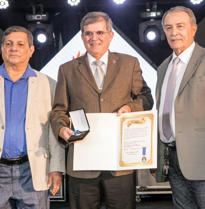 Tc Mesias, Gen Guilherme Teofilo E Cel Gilson Liberato