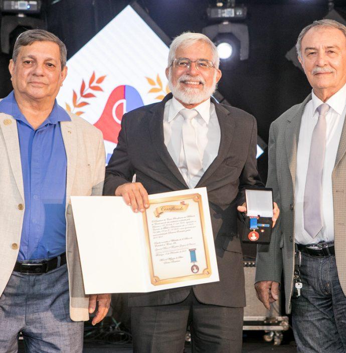 Tc Messias, Gen Manoel Teofilo E Cel Gilson Liberato