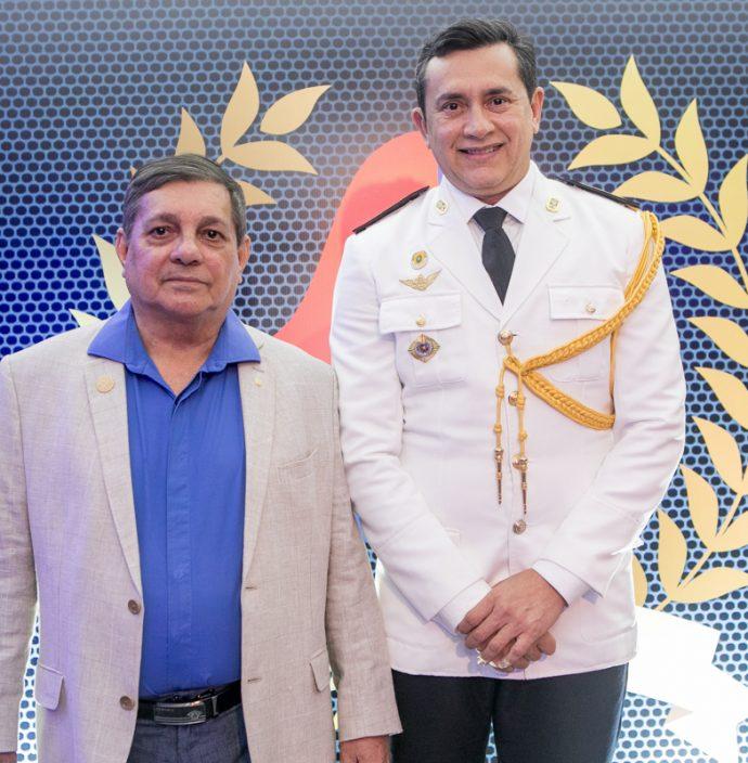 Tc Messias E Cel Andrade Mendonça