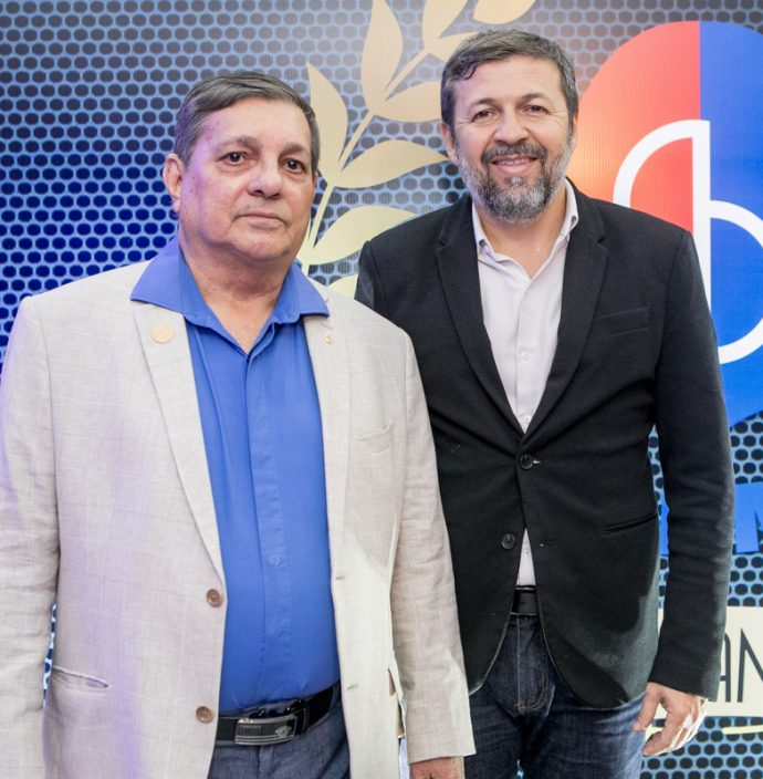 Tc Messias E Elcio Batista
