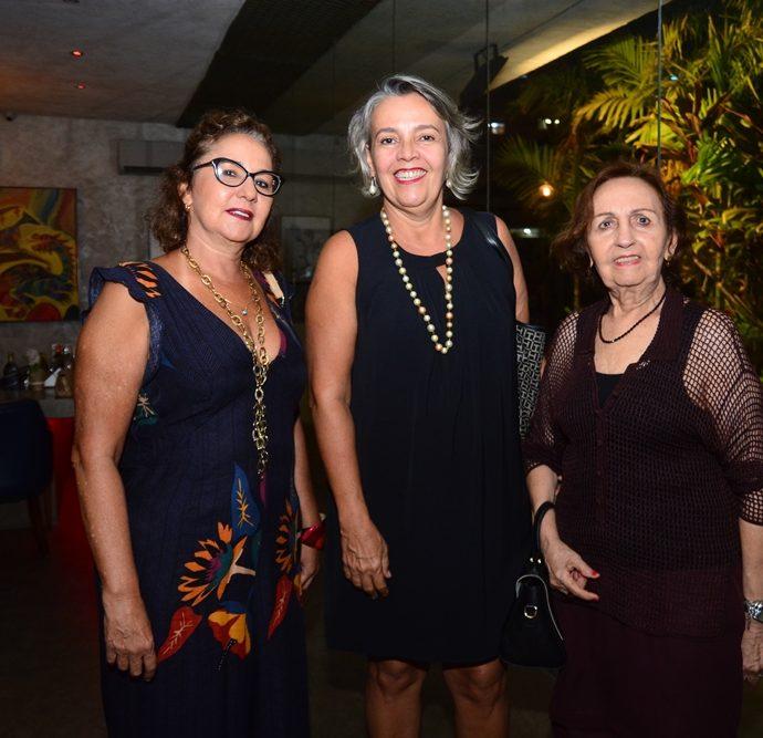 Teresa Cartaxo, Márcia Xavier E Maria Júlia Arruda