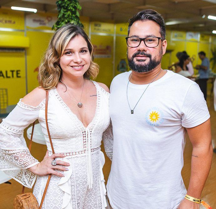 Tereza Lima E Diego Monteiro