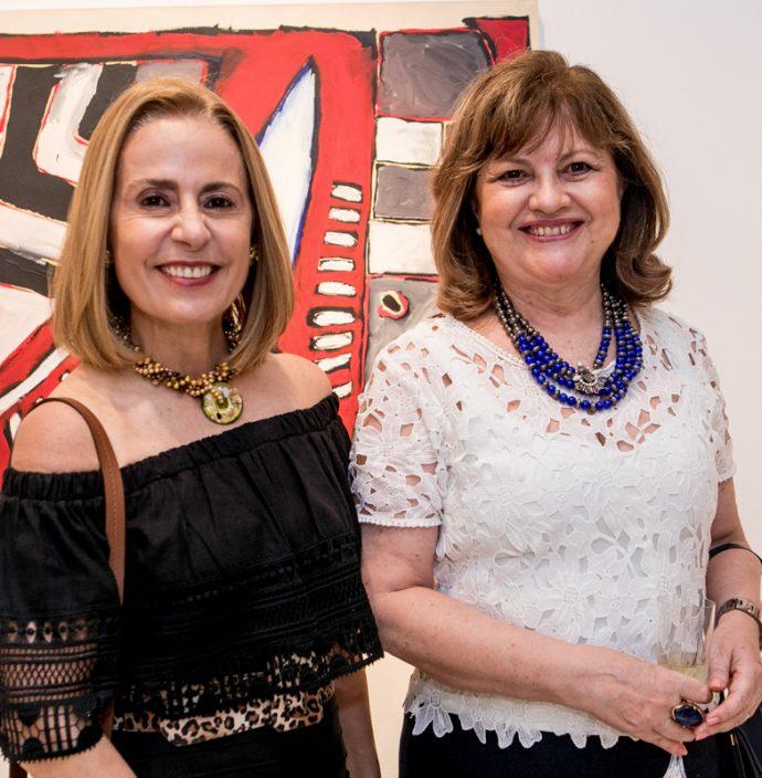 Tereza Ximenes E Sandra Viana