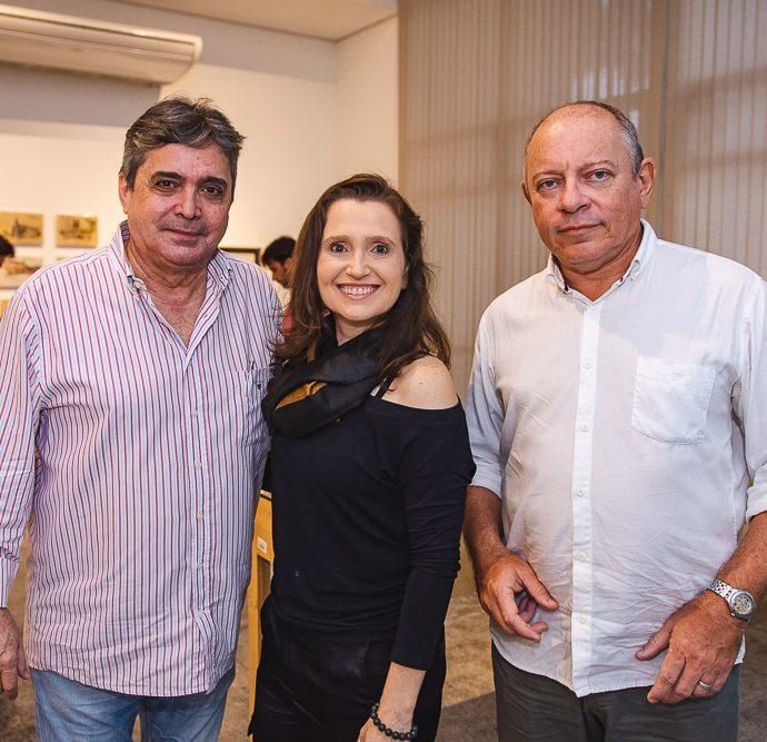 Totonho Laprovitera, Andrea Dallolio E Napoleão Ferreira