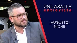 Doutor e mestre em Educação, Augusto Niche fará palestra na Fiec