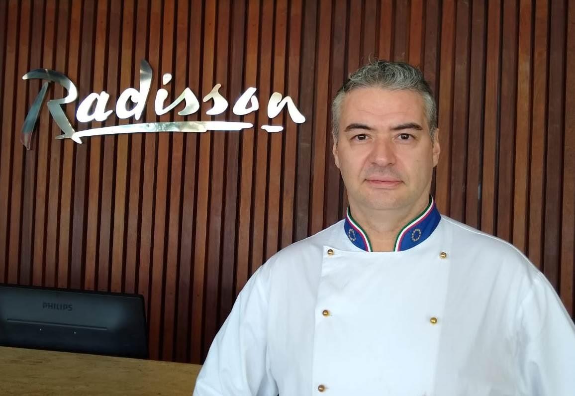 Radisson injeta um toque italiano ao cardápio do Hotel