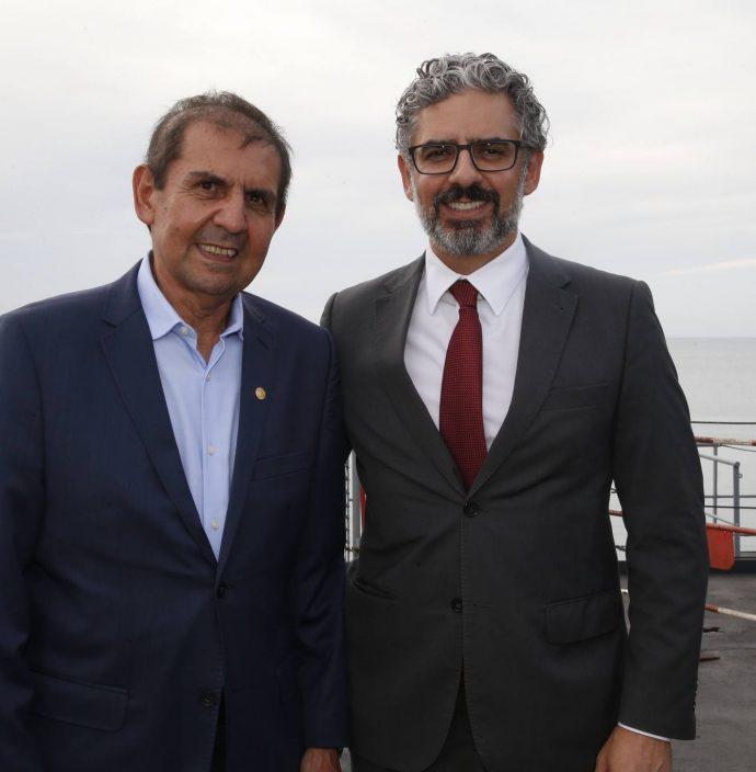 Valdir Sampaio E Denis Cali