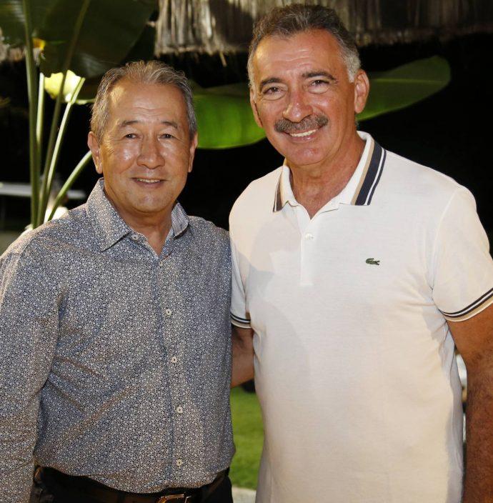 Vandocy Romero E Artur Bruno