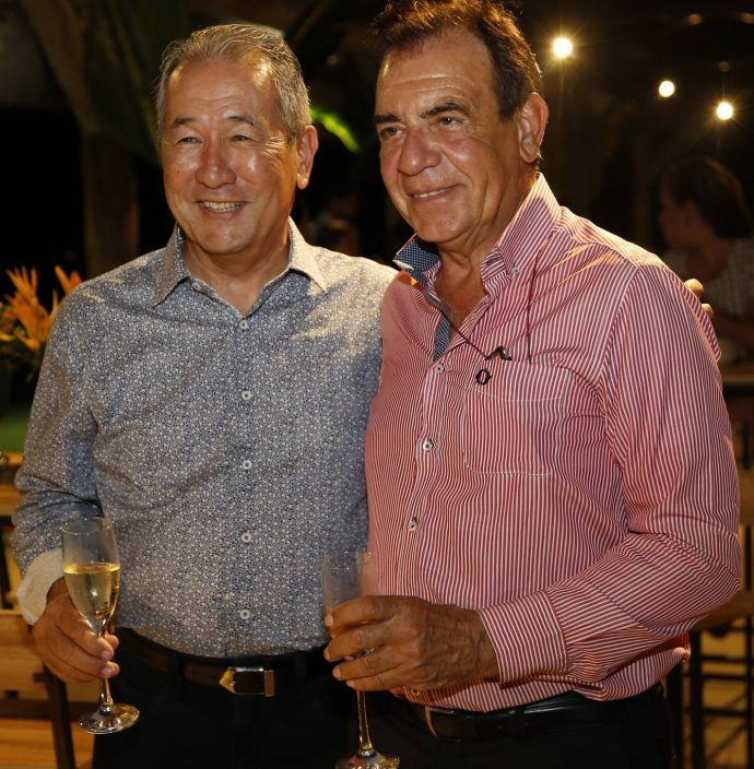 Vandocy Romero E Henrique Belem 1