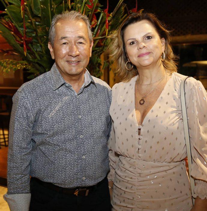 Vandocy Romero E Rose Saraiva