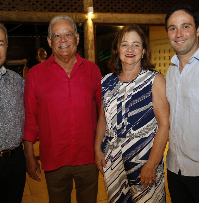 Vandocy Romero, Jose Maria E Geruza Lima E Thiago Asfor