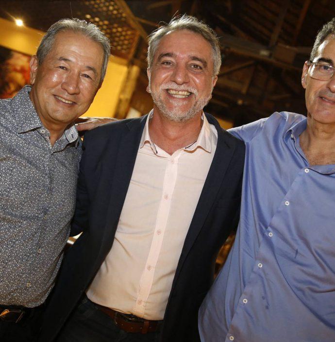 Vandocy Romero, Mauro Costa E Geraldo Luciano