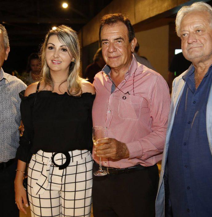 Vandovy Romero, Nathalia Sa, Henrique Belem E Wolfgang Kreissl